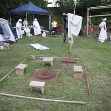 Sydney 2014 Zidqa Brikha (ending ritual after Masiqta)