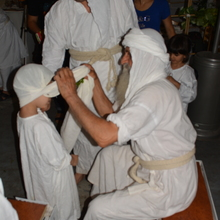 Children's Baptism Day (River and Pool) - Sydney (January 2015)