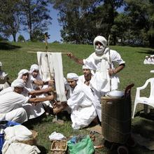 Sydney 2014 Masbuta (Group Baptism) for Lay Mandaeans