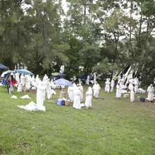 Sydney 2014 Masbuta, Lay Mandaeans: Group Baptism