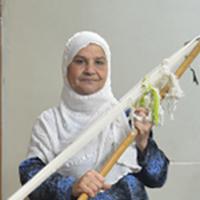 Mrs Aziza Choheili: April 2015