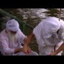 Masbuta Baptism of Shkanda Farhan Atwan