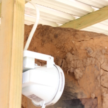 Sydney 2014 Masiqta 14: Shkenta (religious ritual hut built from reed and mud)